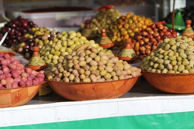 Olives Oraison : culture et fabrication d'huile d'olive